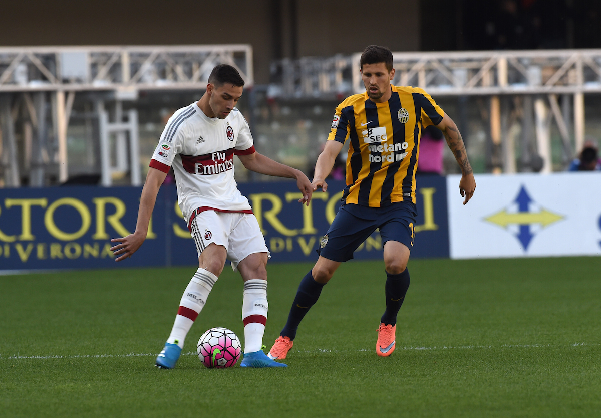 Hellas Verona 2-1 Milan: Spirited Verona defeat stumbling ...