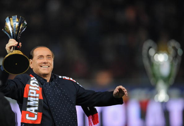 Berlusconi to remain at Milan | Getty