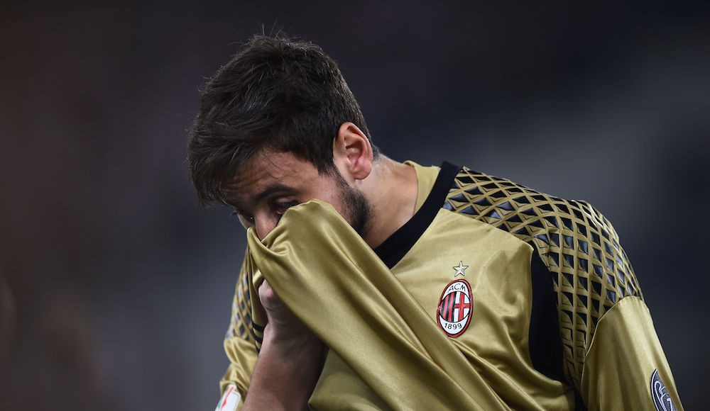 Donnarumma thanks former boss   Getty Images