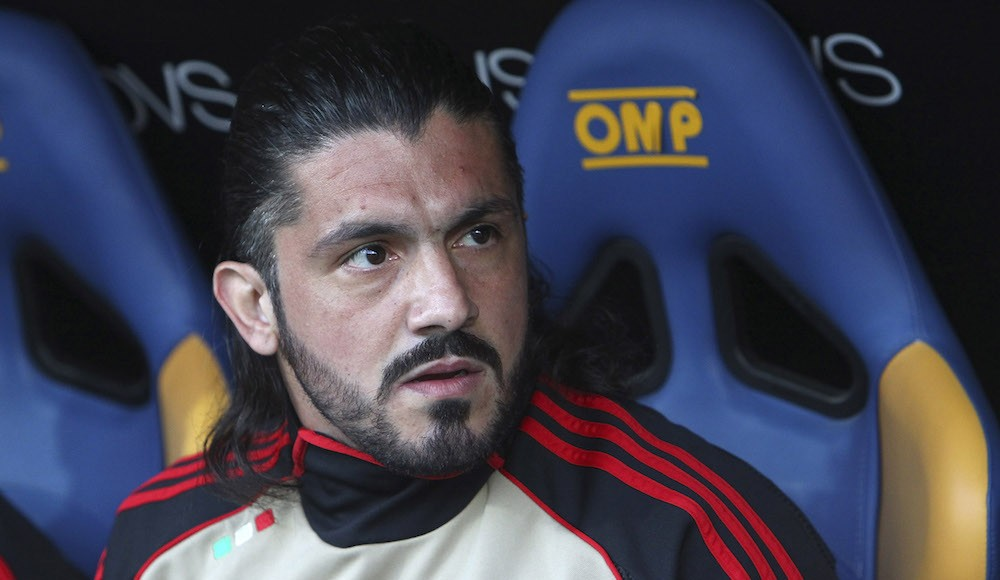 Gattuso hoping for Milan return one day   Marco Luzzani/Getty Images