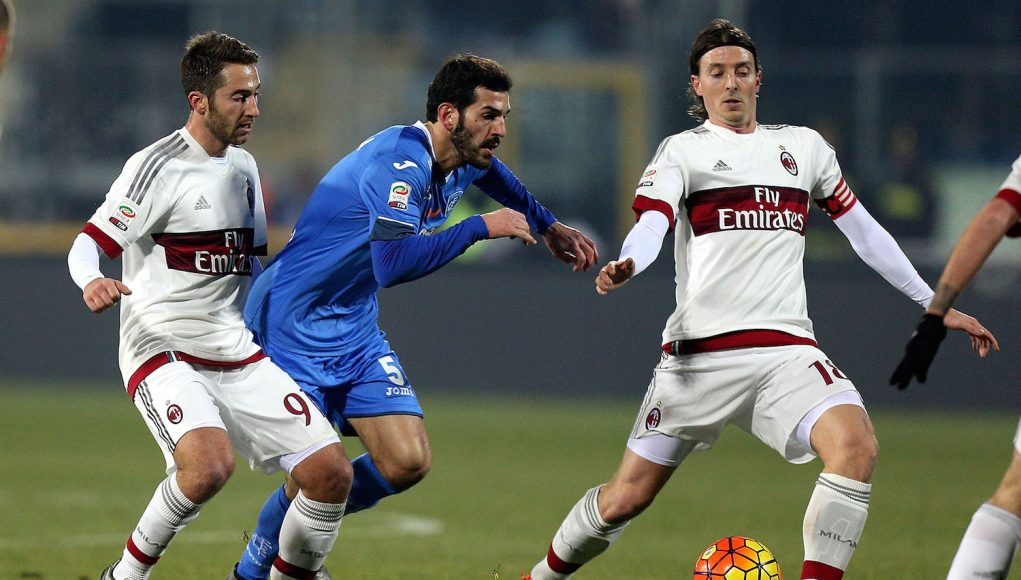 Milan looking to compound Empoli's miserable start   Getty Images