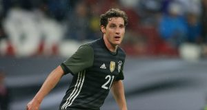 Sebastian Rudy linked with January Milan move   Getty Images