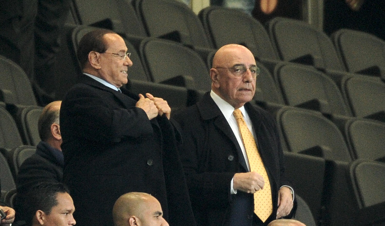 Galliani reveals president Berlusconi's dream scenario at AC Milan
