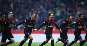 Milan team ready for SuperCoppa   Getty Images
