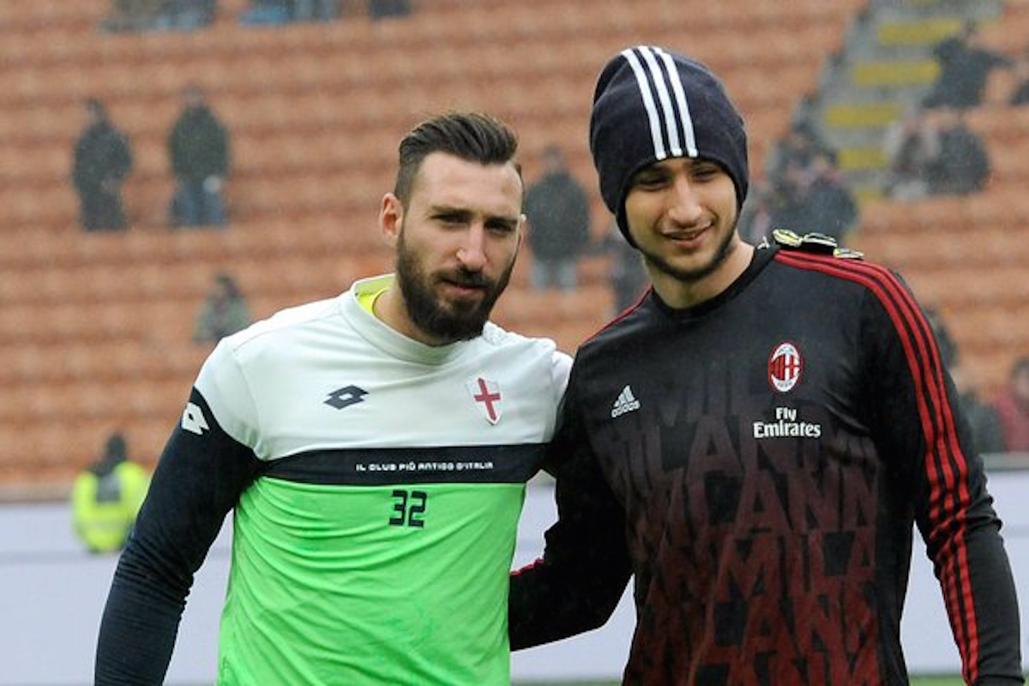 Ac Milan To Sign Donnarumma S Brother As Part Of New Deal