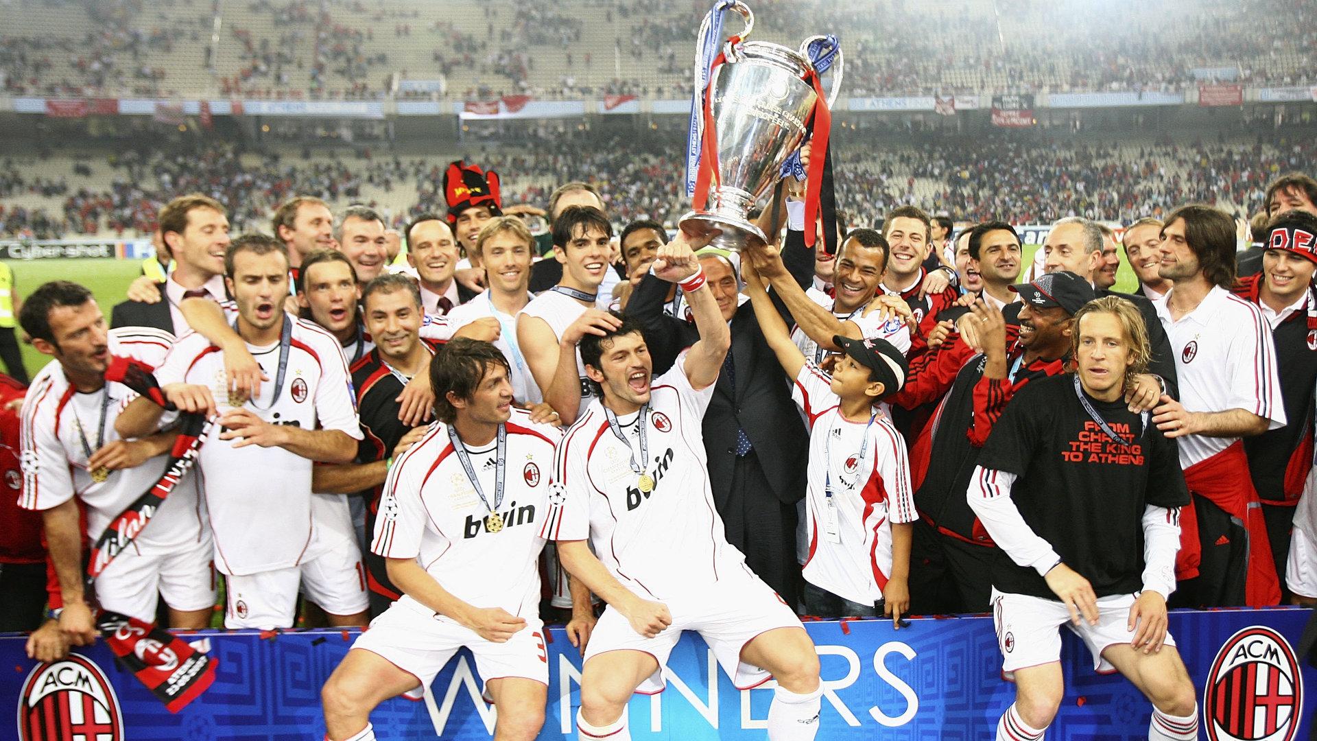 Risultati immagini per milan champions league