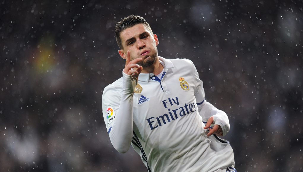 Kovacic Real Madrid AC Milan
