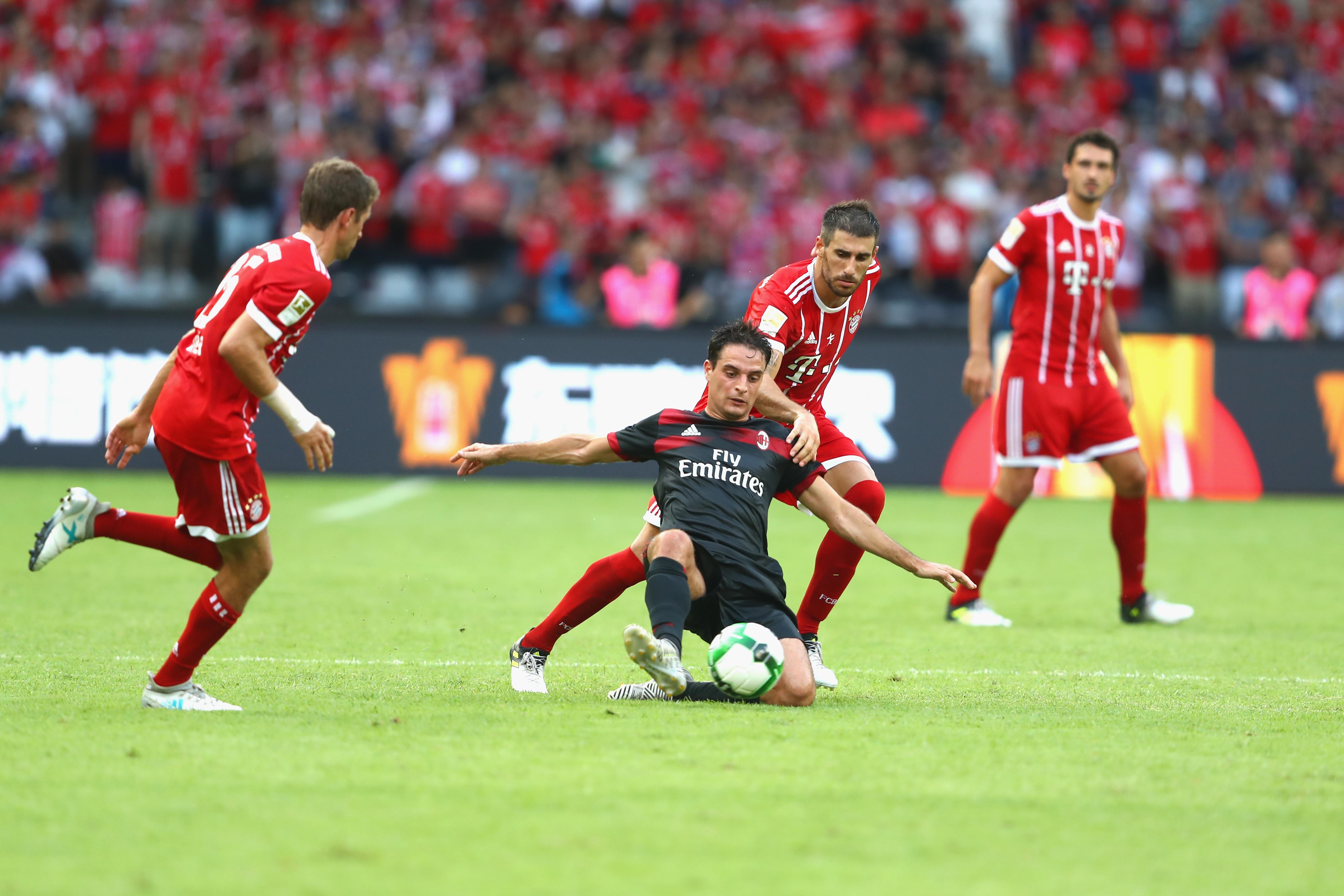 Bayern München Ac Mailand