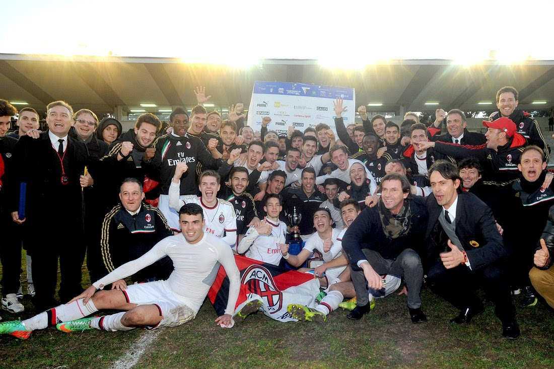 ML: AC Milan's 2014 Viareggio Cup winning side - where are they today?