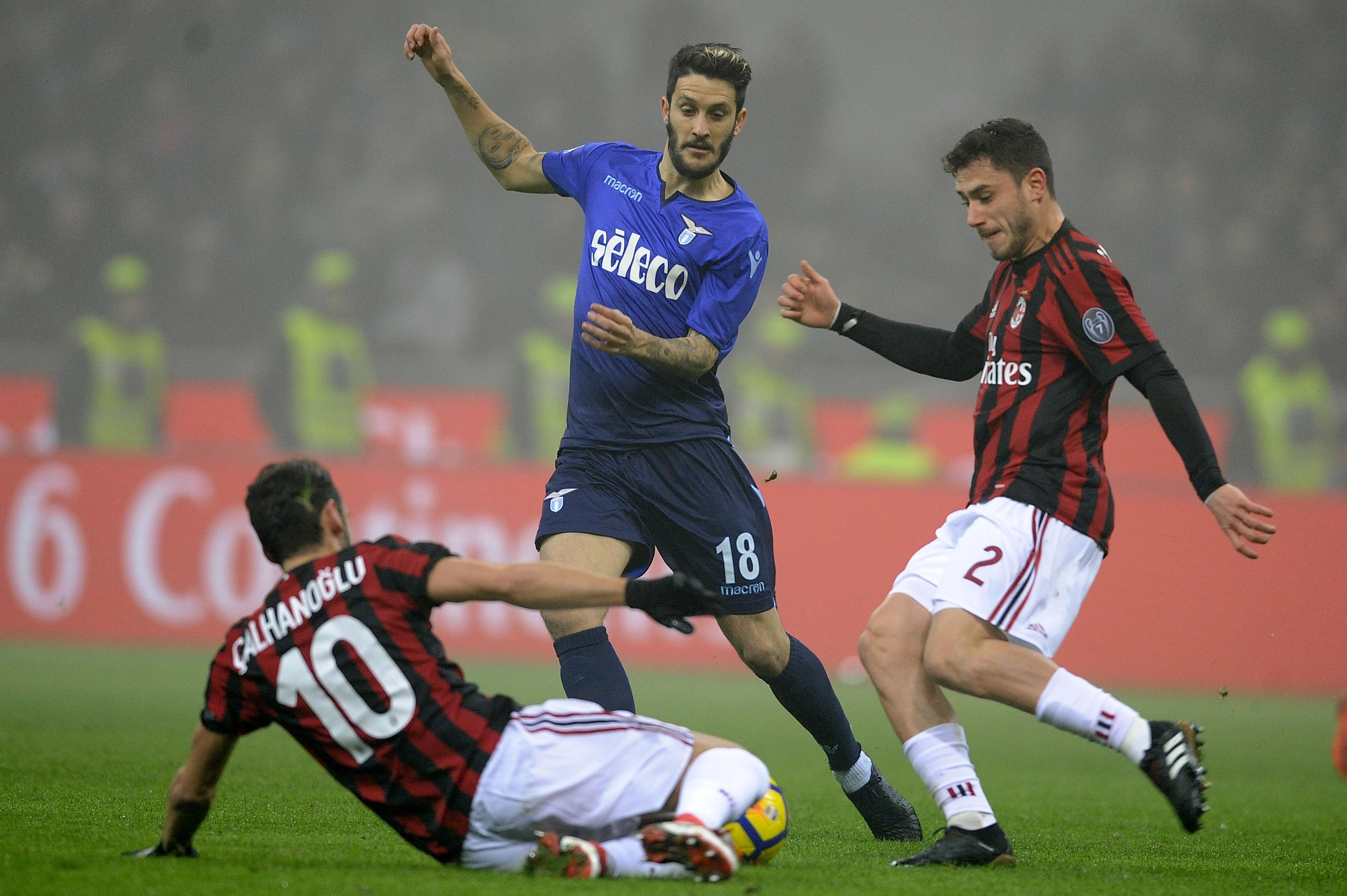 Preview: Coppa Italia Semi Final 1st Leg - Milan vs. Lazio