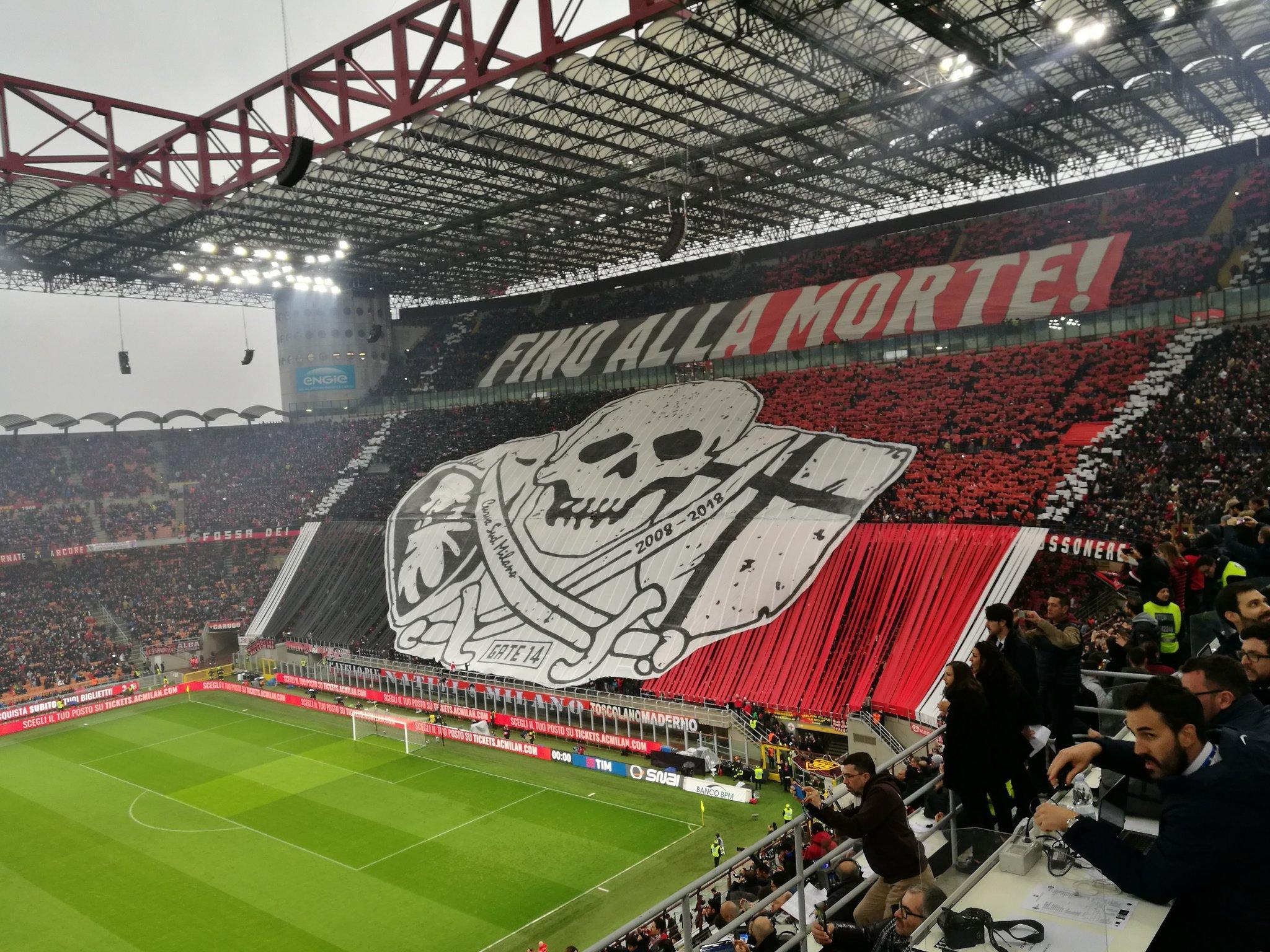 Milan Inter Tifo Sempremilancom