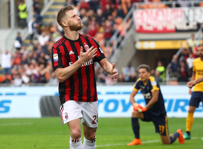 Ignazio Abate of AC Milan - SempreMilancom