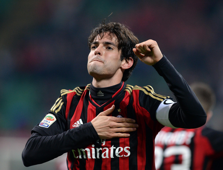 Ricardo Kaka, AC Milan