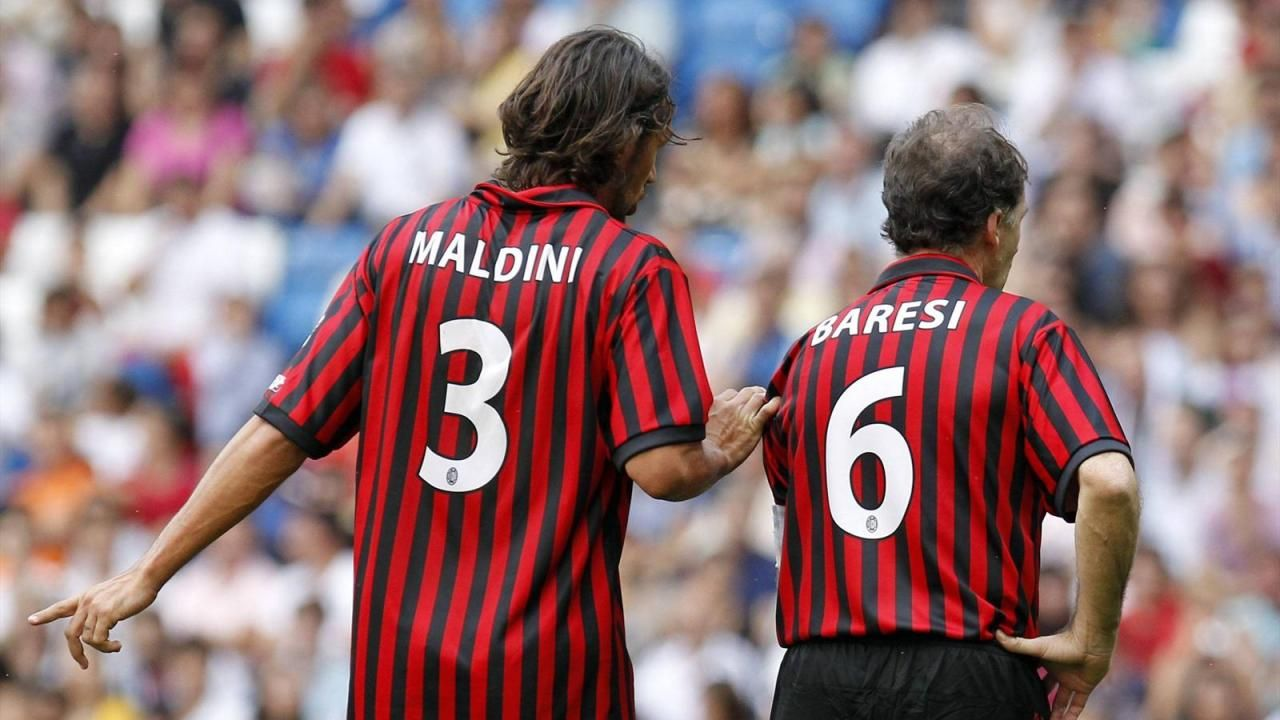 Image result for baresi maldini