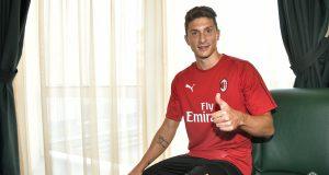 Caldara AC Milan