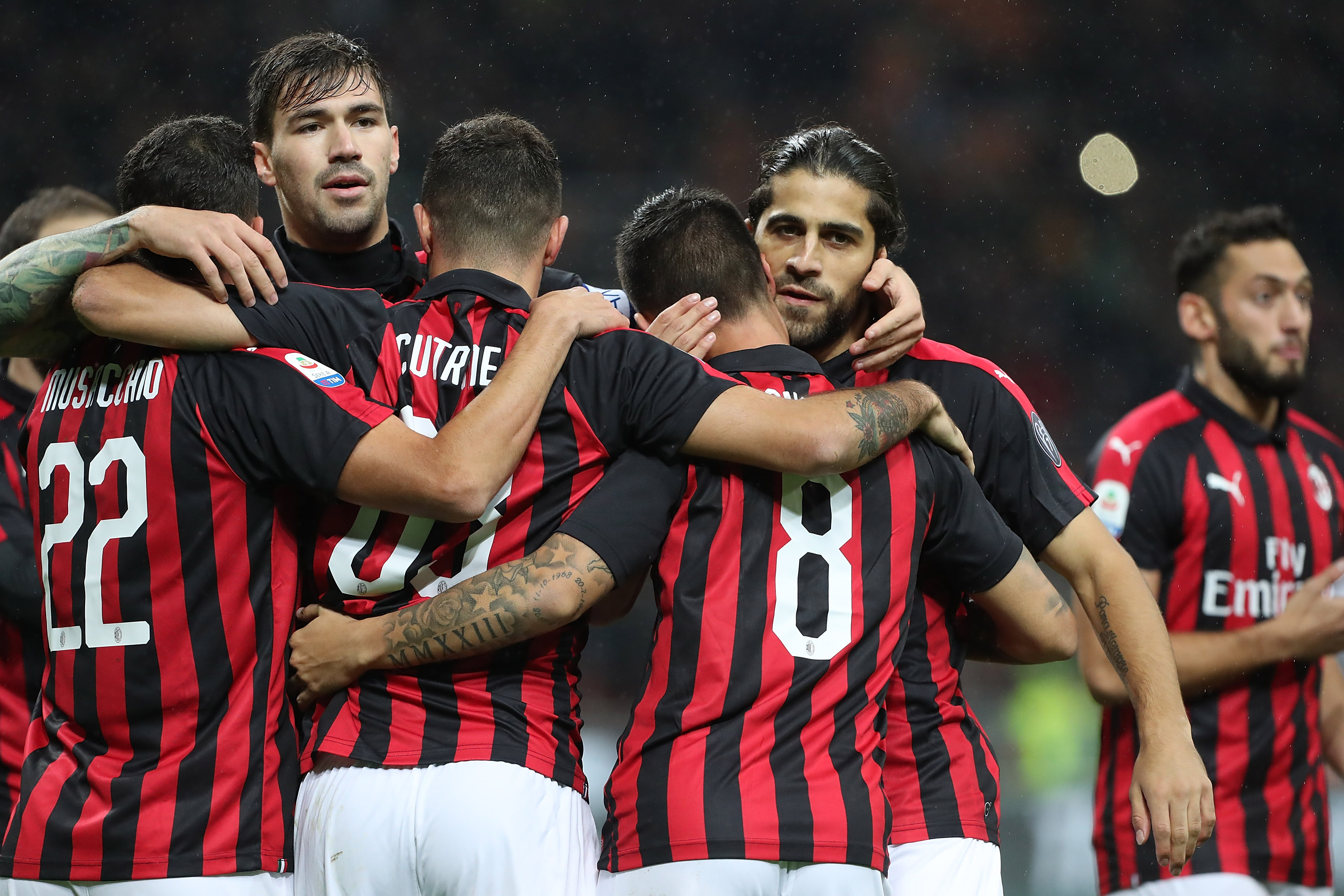 Preview Serie A Round 11 Udinese Vs Ac Milan