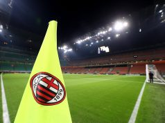 MILAN, ITALY - NOVEMBER 29: A general view of the stadium before the UEFA Europa League Group F match between AC Milan and F91 Dudelange at Stadio Giuseppe Meazza on November 29, 2018 in Milan, Italy. (Photo by Marco Luzzani/Getty Images)