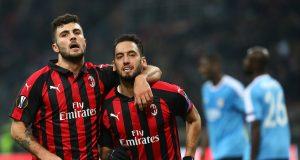 AC Milan Europa League