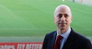 Gazidis AC Milan