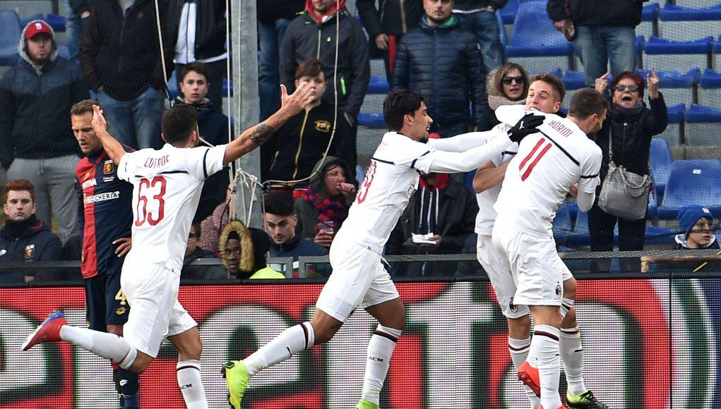AC Milan Genoa
