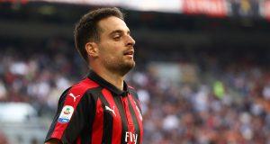 Giacomo Bonaventura AC Milan