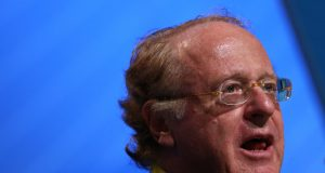 Paolo Scaroni, CEO of energy group ENI,