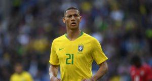 Richarlison Andrade of Brazil