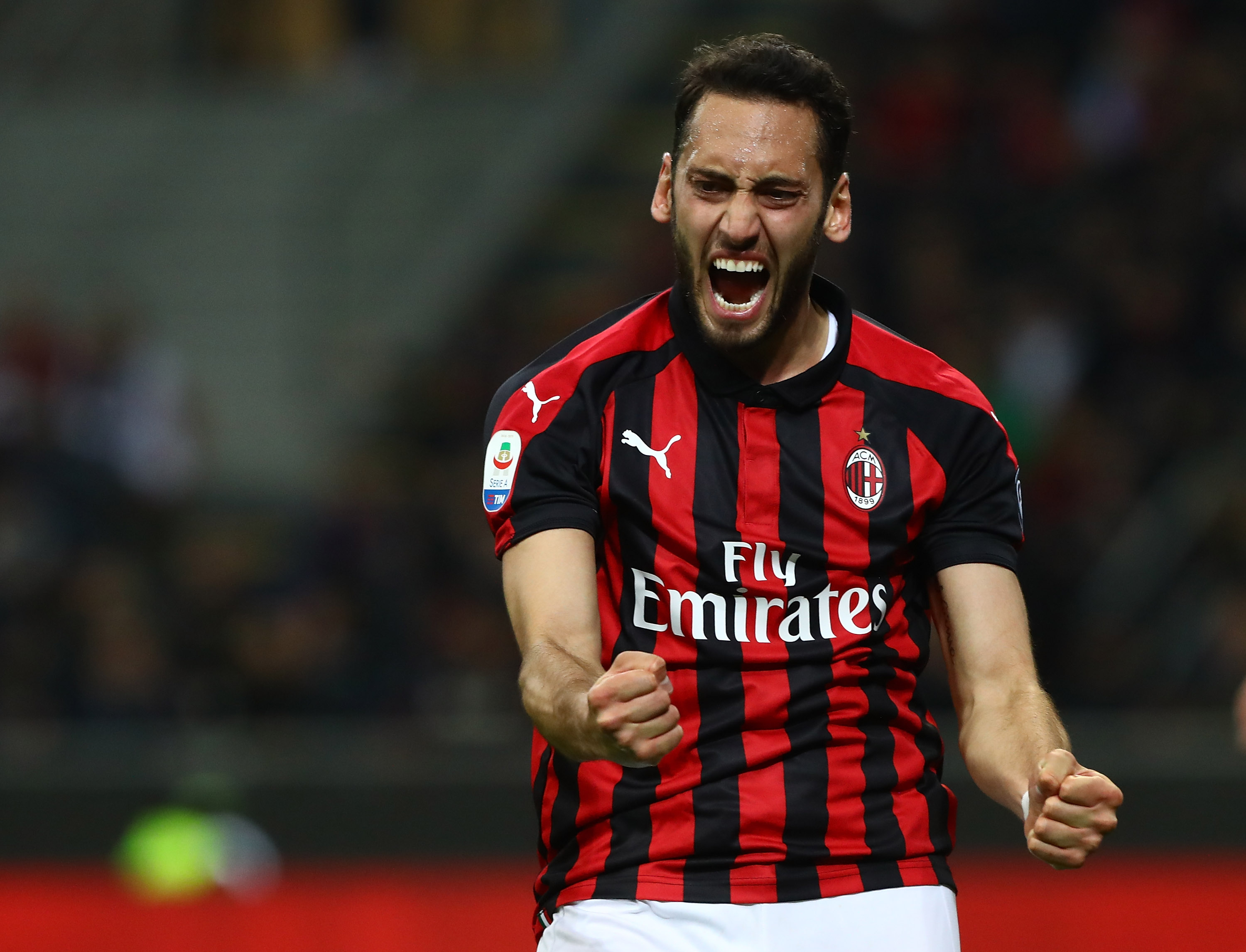 CM: Calhanoglu to be shown exit door by AC Milan this summer