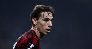 Lucas Biglia of AC Milan