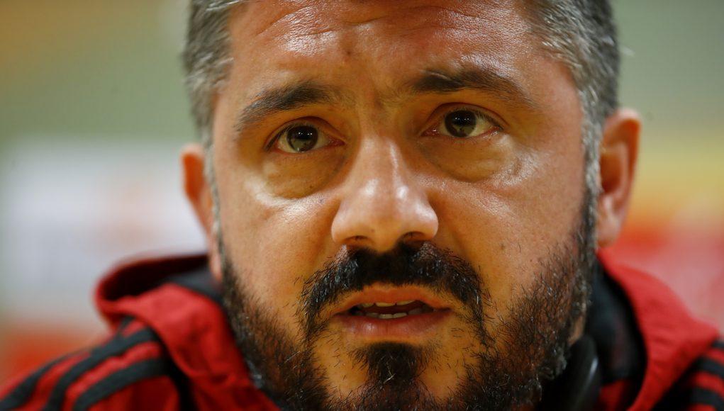 AC Milan head coach Gennaro Gattuso