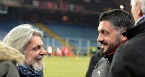 Gattuso Sampdoria