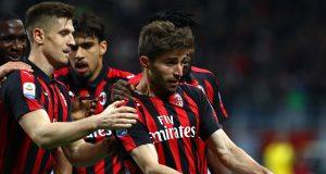 Borini AC Milan