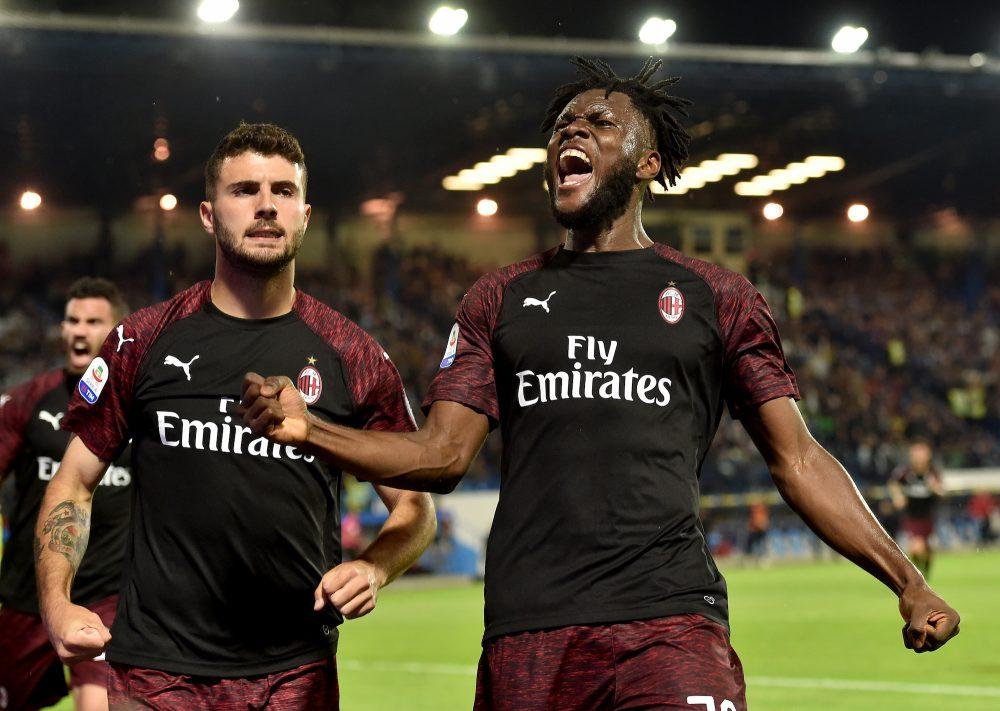 """Résultat de recherche d'images pour """"Spal 2:3 AC Milan"""""""
