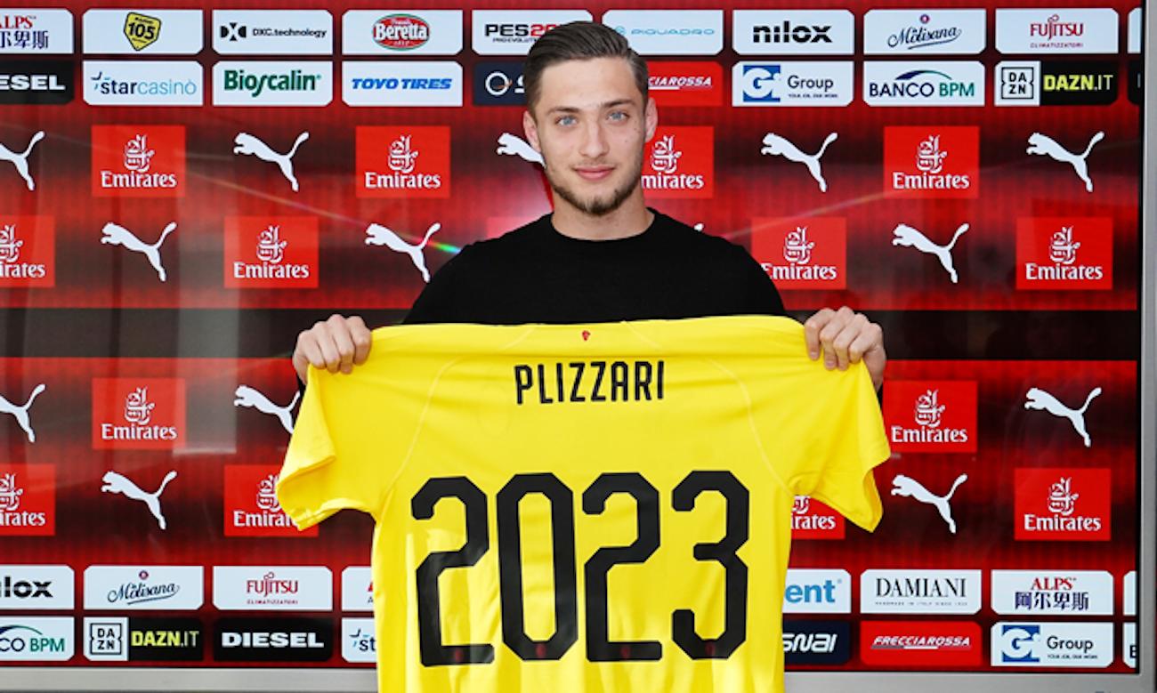 Mediaset: Milan will keep Plizzari as third-choice goalkeeper for ...