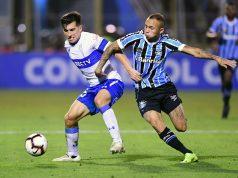 Gremio footballer Everton Soares