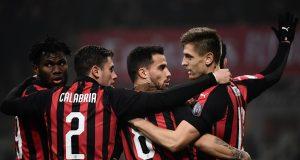 Calabria Suso AC Milan