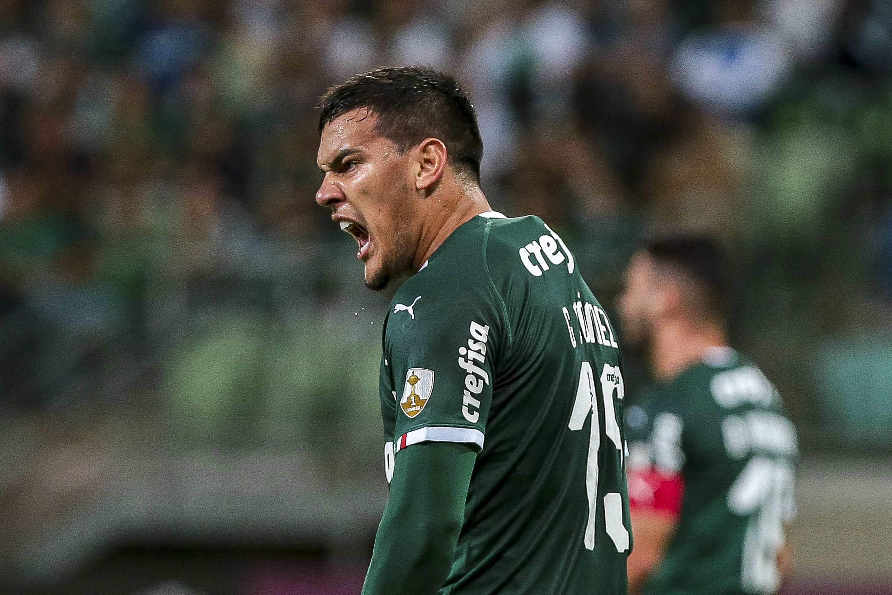 OFFICIAL Gustavo Gomez Joins Palmeiras On Permanent Basis