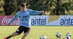 Lucas Torreira Uruguay Arsenal
