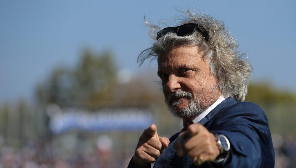 Massimo Ferrero Sampdoria