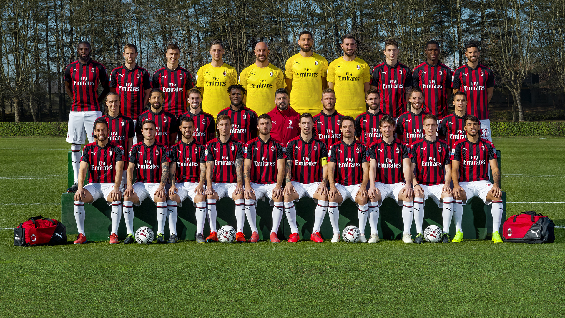 Rating All The Ac Milan Players For The 2018 19 Season