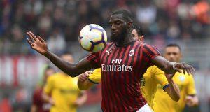 Tiemoue Bakayoko AC Milan