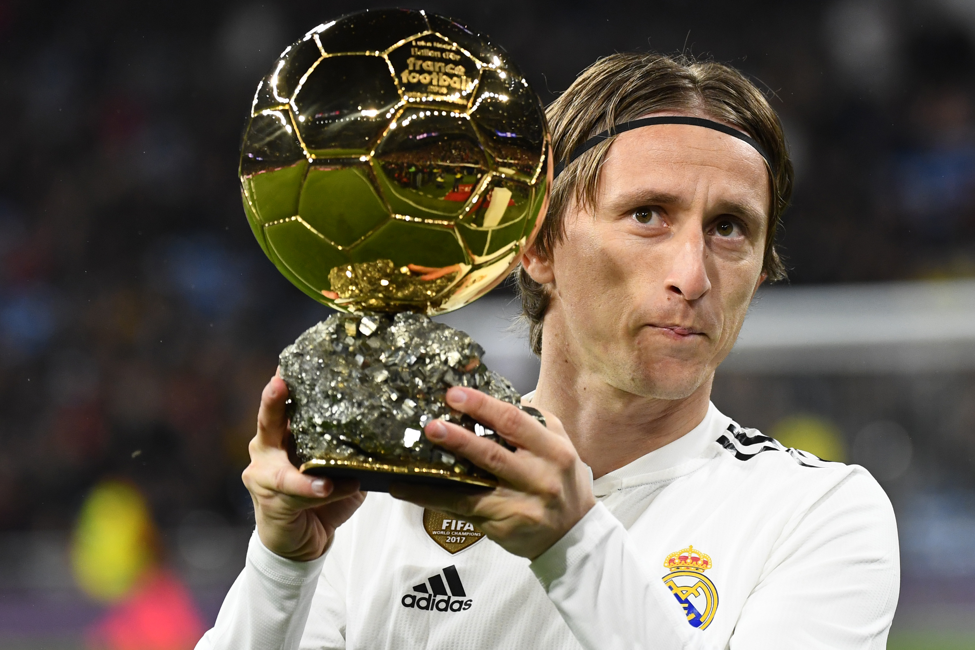 newest 9dd65 dc3ce CM: Modric 'dream' still alive - he could join Milan for ...