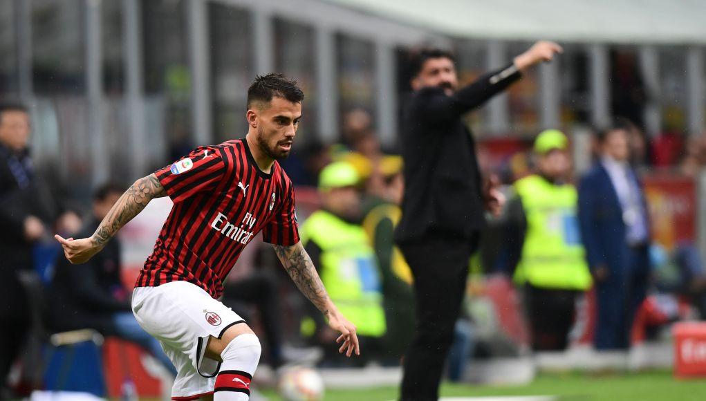 Suso AC Milan