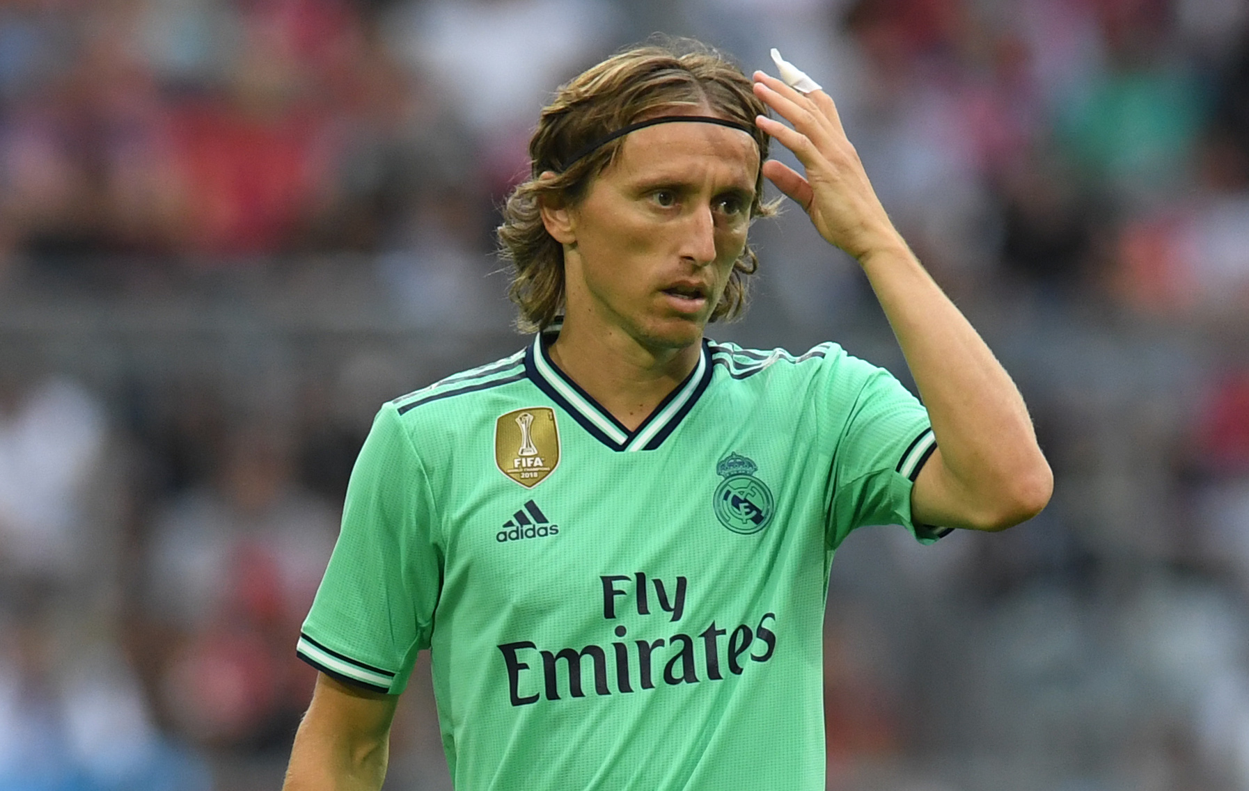 official photos f2cf5 cb225 Milan director Boban reveals all about moves for Modric, Correa