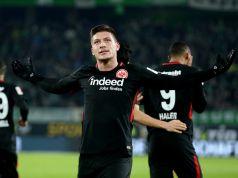 Luka Jovic Eintracht