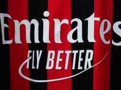 Fly Emirates AC Milan