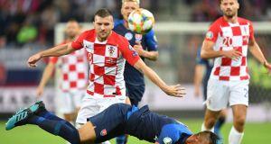 Croatia's Ante Rebic