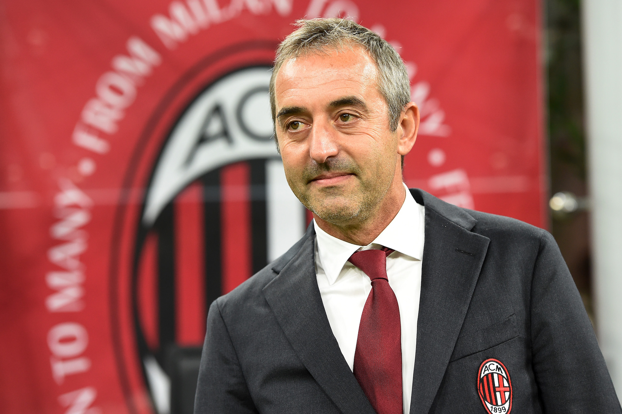 Ml A Timeline Of Giampaolo S Disastrous 111 Day Rein At Milan One Year On From His Hiring