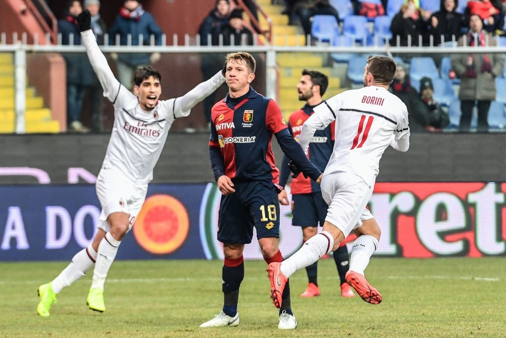 Preview: Serie A Round 7 – Genoa vs. AC Milan