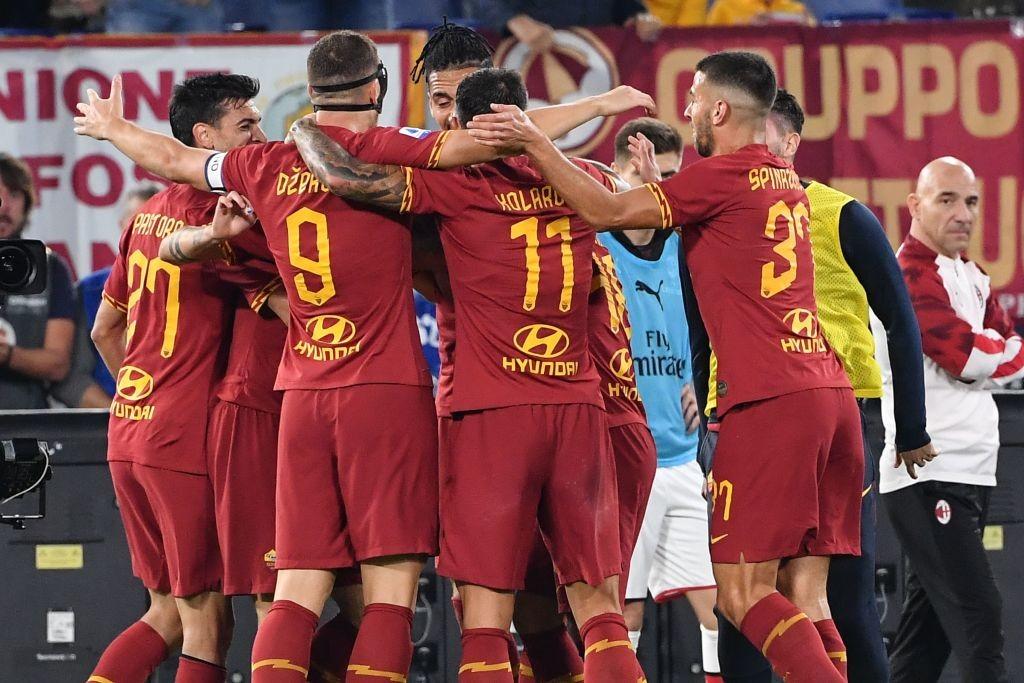 """Résultat de recherche d'images pour """"AS Roma 2:1 AC Milan"""""""